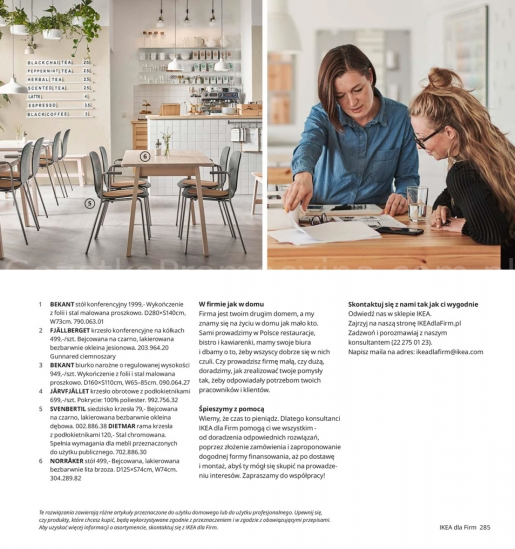Ikea gazetka promocyjna od 2019-08-26, strona 285