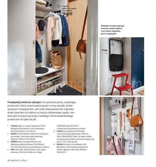 Ikea gazetka promocyjna od 2019-08-26, strona 30