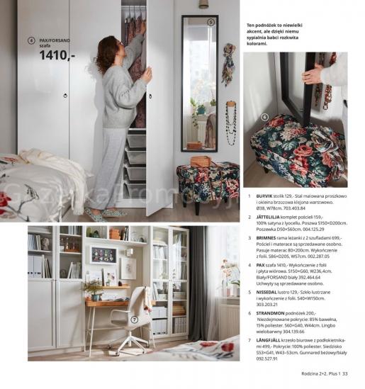 Ikea gazetka promocyjna od 2019-08-26, strona 33