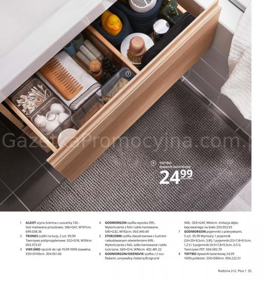 Ikea gazetka promocyjna od 2019-08-26, strona 35