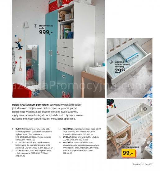 Ikea gazetka promocyjna od 2019-08-26, strona 37