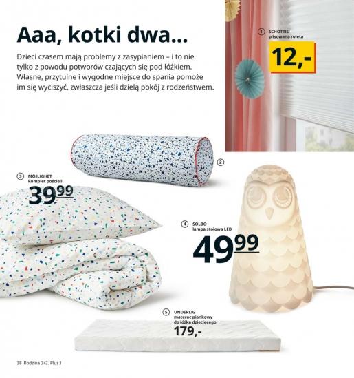 Ikea gazetka promocyjna od 2019-08-26, strona 38