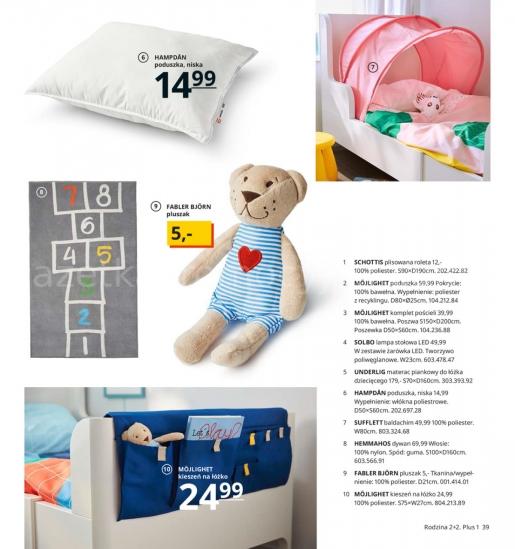 Ikea gazetka promocyjna od 2019-08-26, strona 39