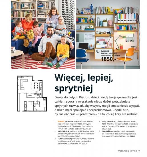 Ikea gazetka promocyjna od 2019-08-26, strona 41