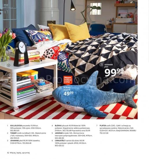 Ikea gazetka promocyjna od 2019-08-26, strona 42