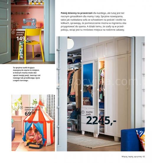 Ikea gazetka promocyjna od 2019-08-26, strona 43