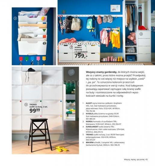 Ikea gazetka promocyjna od 2019-08-26, strona 45