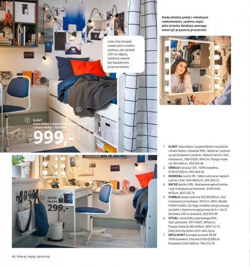 Ikea gazetka promocyjna od 2019-08-26, strona 46