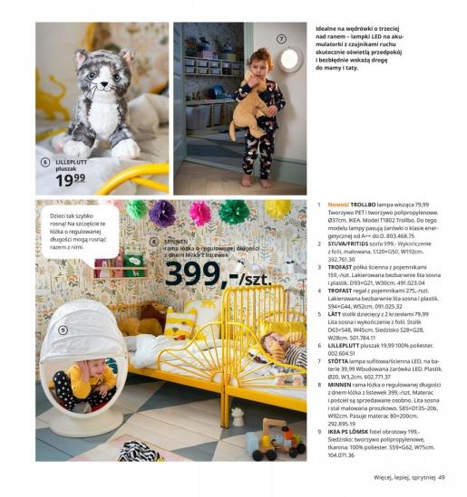 Ikea gazetka promocyjna od 2019-08-26, strona 49