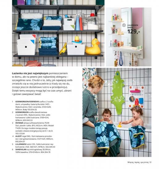 Ikea gazetka promocyjna od 2019-08-26, strona 51