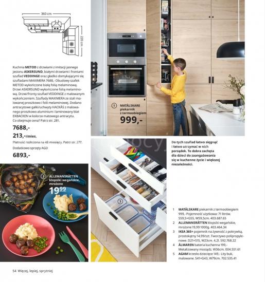 Ikea gazetka promocyjna od 2019-08-26, strona 54