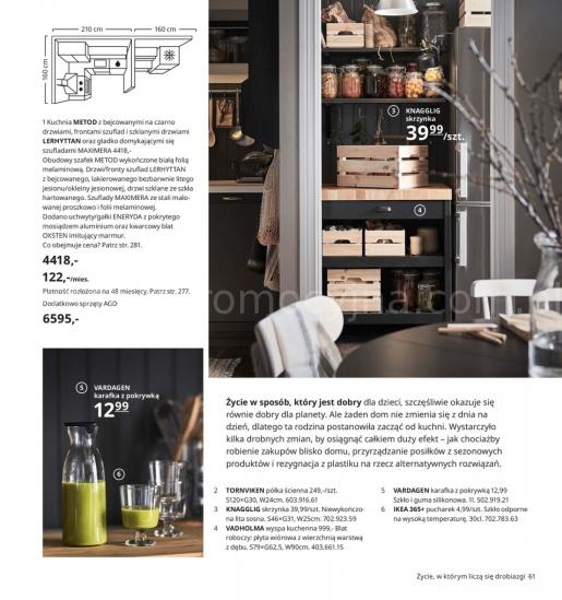 Ikea gazetka promocyjna od 2019-08-26, strona 61