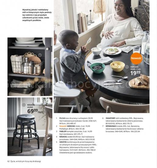 Ikea gazetka promocyjna od 2019-08-26, strona 62
