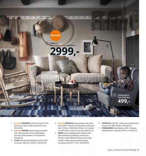 Ikea gazetka promocyjna od 2019-08-26, strona 65