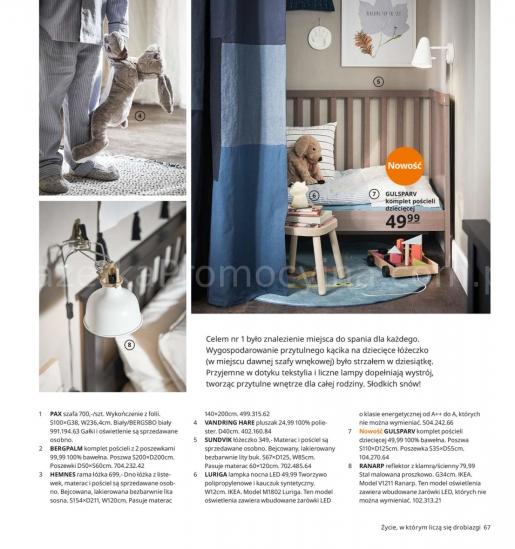 Ikea gazetka promocyjna od 2019-08-26, strona 67