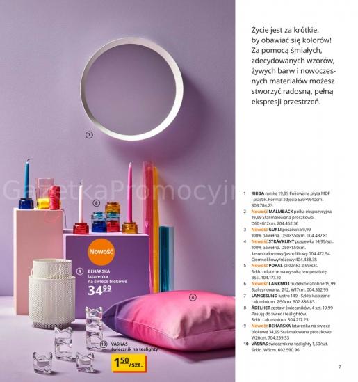 Ikea gazetka promocyjna od 2019-08-26, strona 7