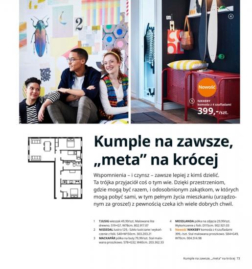 Ikea gazetka promocyjna od 2019-08-26, strona 73
