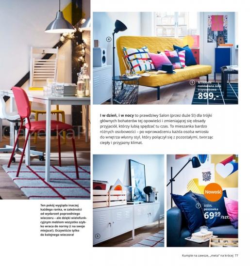 Ikea gazetka promocyjna od 2019-08-26, strona 77