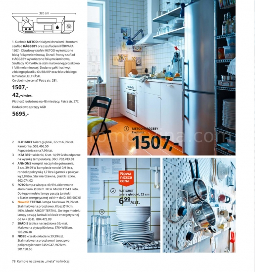 Ikea gazetka promocyjna od 2019-08-26, strona 78