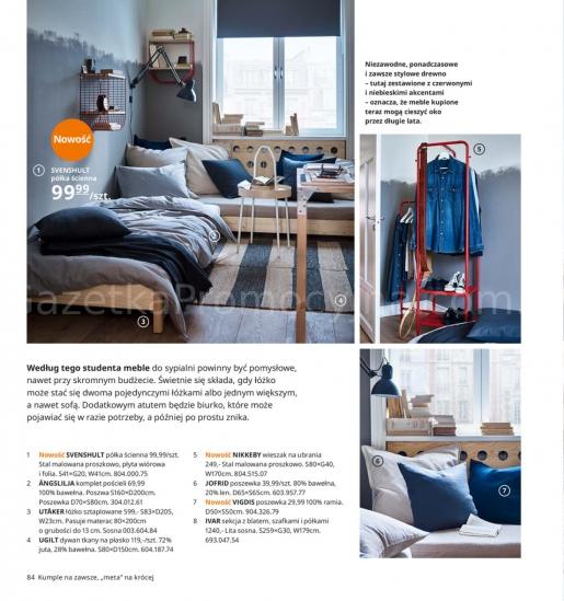 Ikea gazetka promocyjna od 2019-08-26, strona 84
