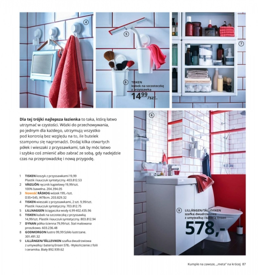 Ikea gazetka promocyjna od 2019-08-26, strona 87