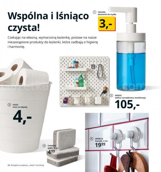Ikea gazetka promocyjna od 2019-08-26, strona 88
