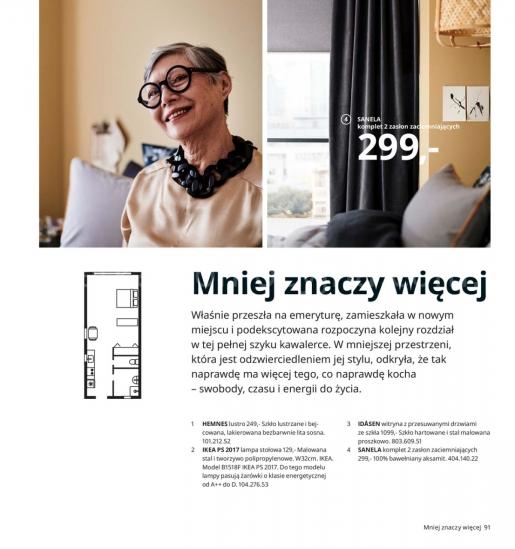 Ikea gazetka promocyjna od 2019-08-26, strona 91