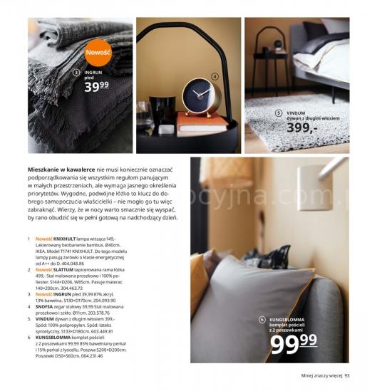 Ikea gazetka promocyjna od 2019-08-26, strona 93
