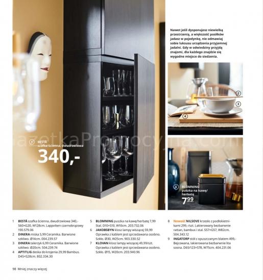 Ikea gazetka promocyjna od 2019-08-26, strona 98