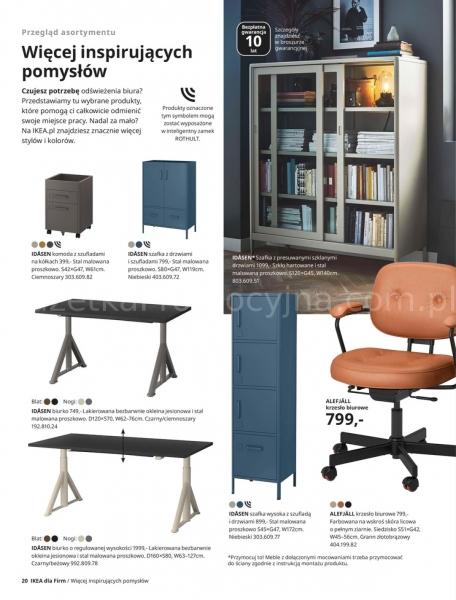 Ikea gazetka promocyjna od 2019-08-29, strona 20