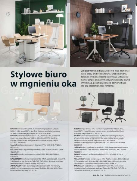 Ikea gazetka promocyjna od 2019-08-29, strona 21