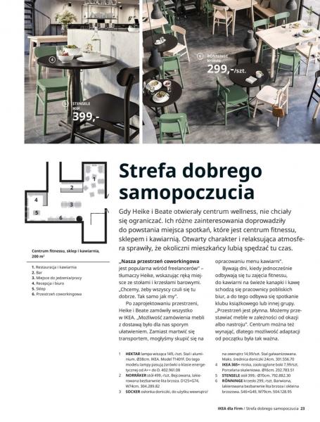 Ikea gazetka promocyjna od 2019-08-29, strona 23