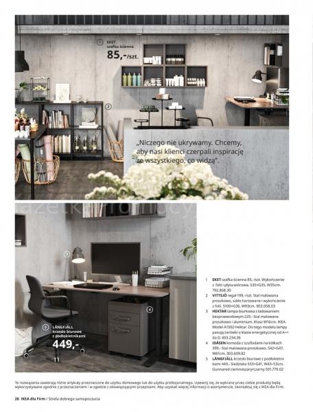 Ikea gazetka promocyjna od 2019-08-29, strona 26
