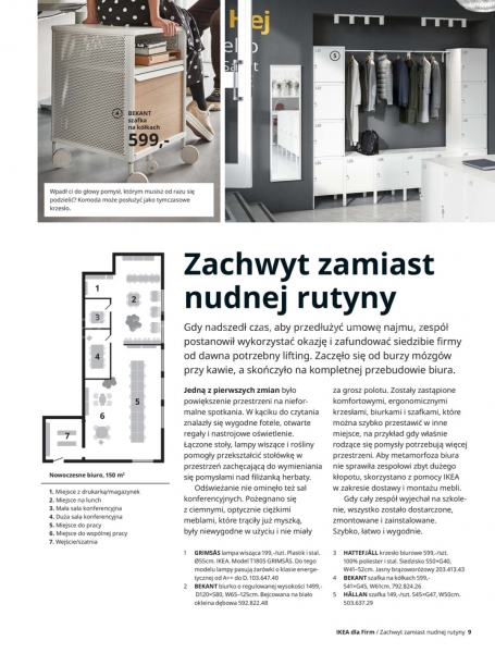Ikea gazetka promocyjna od 2019-08-29, strona 9