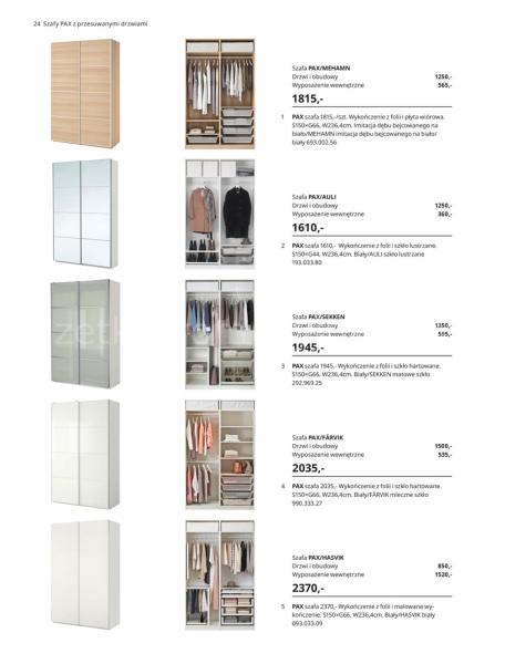 Ikea gazetka promocyjna od 2019-08-29, strona 24
