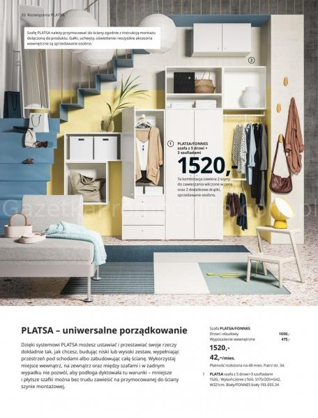 Ikea gazetka promocyjna od 2019-08-29, strona 30