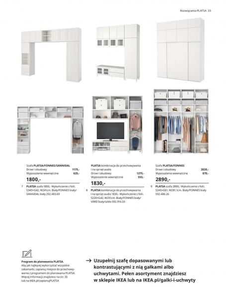 Ikea gazetka promocyjna od 2019-08-29, strona 33