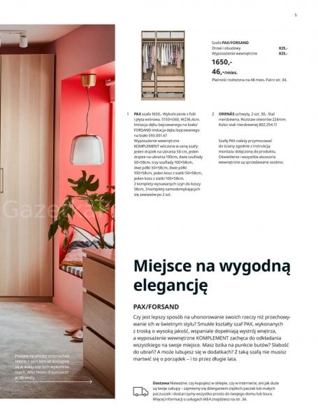 Ikea gazetka promocyjna od 2019-08-29, strona 5