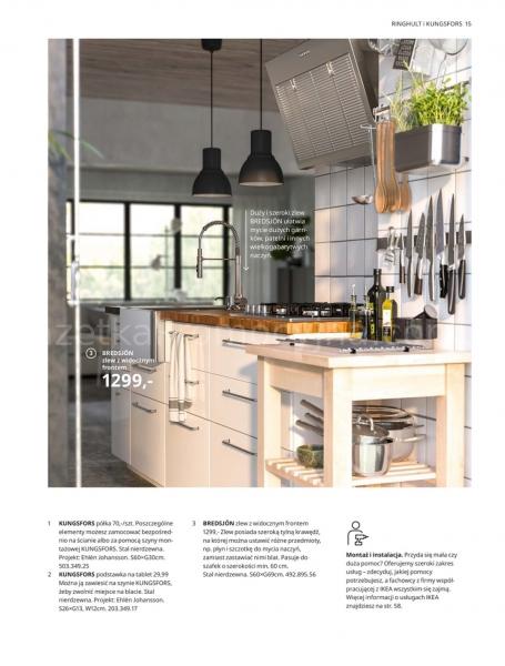 Ikea gazetka promocyjna od 2019-08-29, strona 15