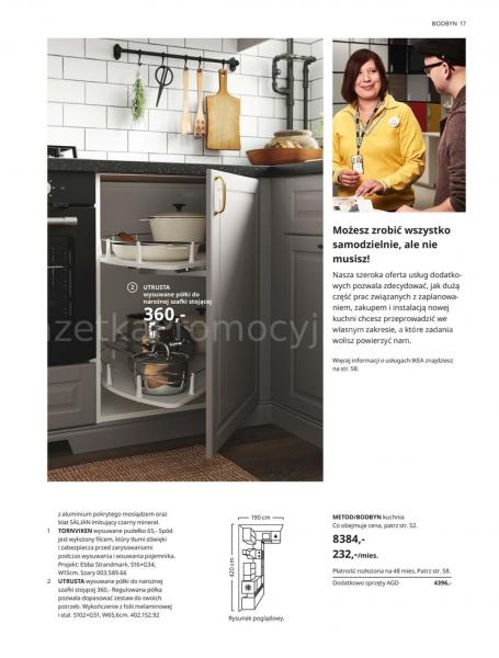 Ikea gazetka promocyjna od 2019-08-29, strona 17