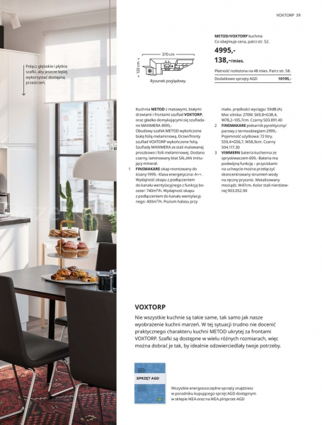 Ikea gazetka promocyjna od 2019-08-29, strona 39
