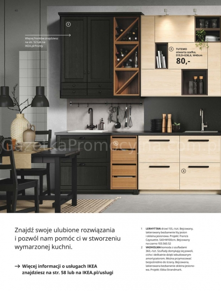 Ikea gazetka promocyjna od 2019-08-29, strona 40