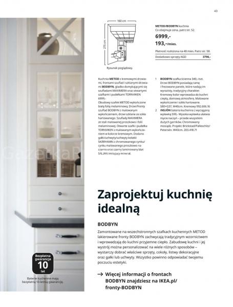 Ikea gazetka promocyjna od 2019-08-29, strona 43