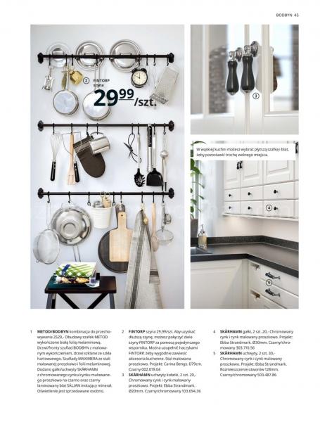 Ikea gazetka promocyjna od 2019-08-29, strona 45