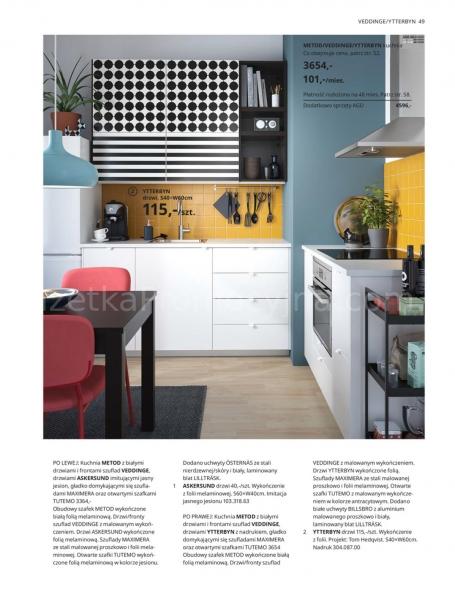 Ikea gazetka promocyjna od 2019-08-29, strona 49