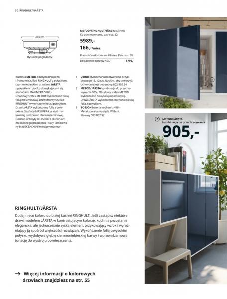 Ikea gazetka promocyjna od 2019-08-29, strona 50