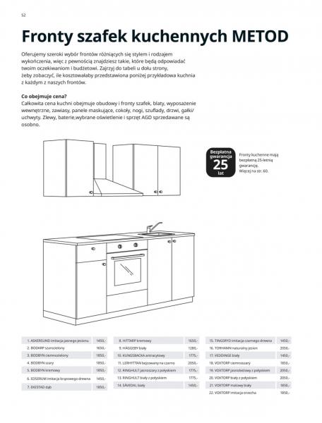 Ikea gazetka promocyjna od 2019-08-29, strona 52