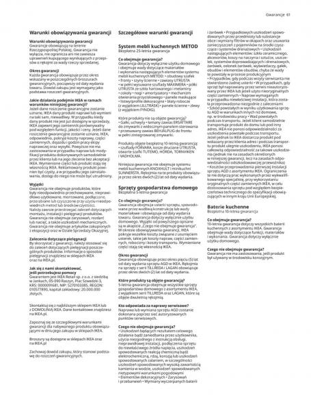 Ikea gazetka promocyjna od 2019-08-29, strona 61
