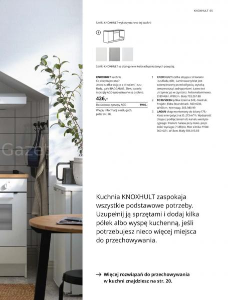 Ikea gazetka promocyjna od 2019-08-29, strona 65