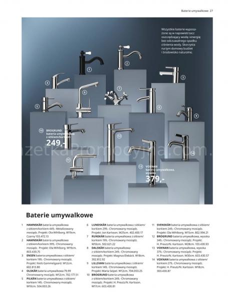 Ikea gazetka promocyjna od 2019-08-29, strona 27